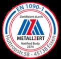 Zertifikat-DIN-EN-1090-1